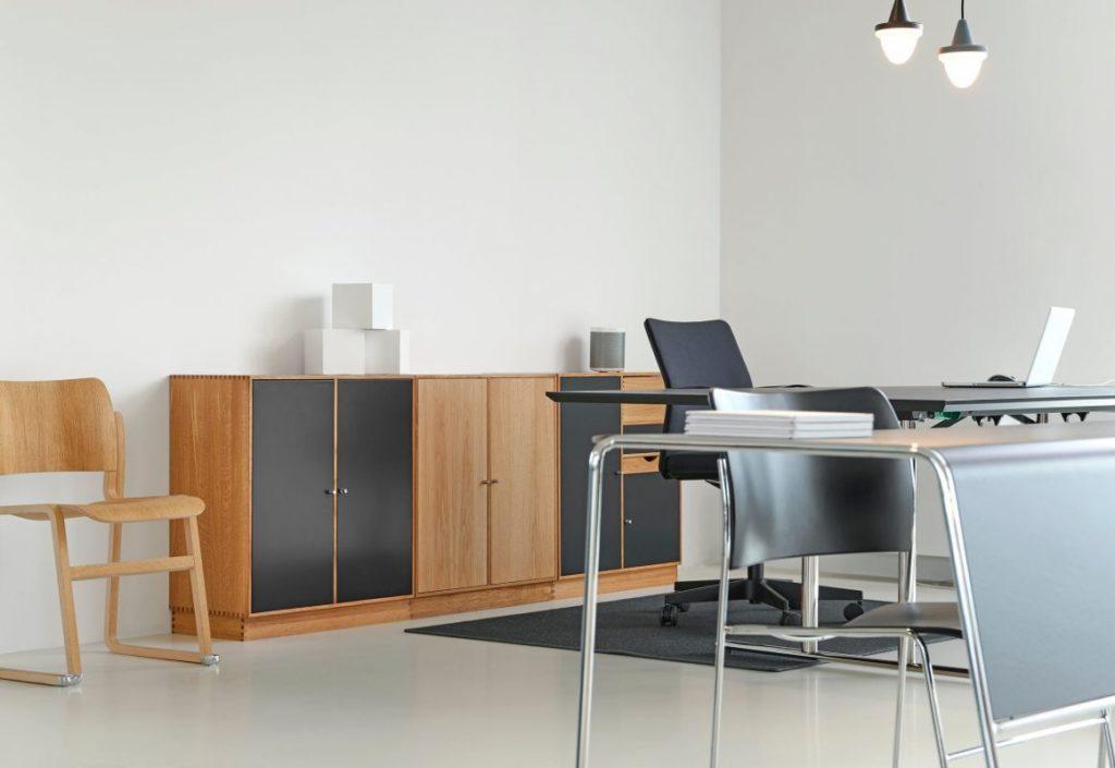 Find brugte og nye møbler til kontoret her